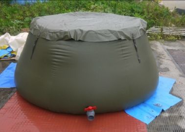 Multiple Shaped Potable Water Pillow Tanks 5000 Liters For Transporting Water
